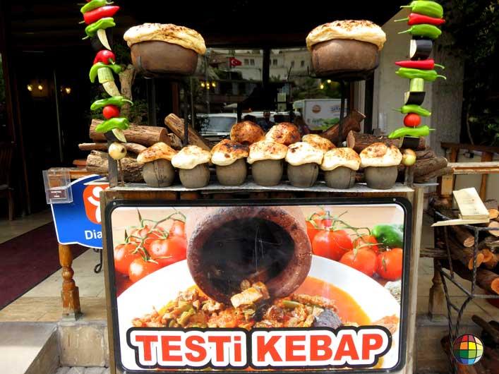 turquia comida