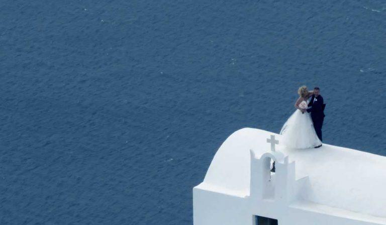 Santorini, a ilha mais romântica para lua de mel na Grécia