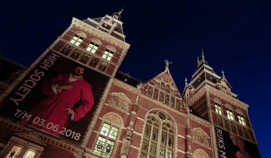 Rijksmuseum - Foto: Julien Chatelain (CC BY-SA 2.0)