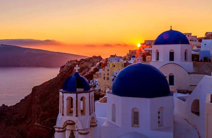 viagem de lua de mel na grecia