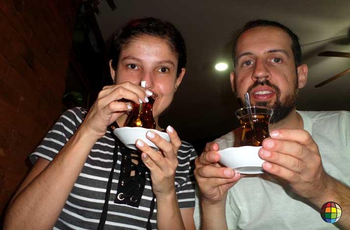 restaurantes turquia