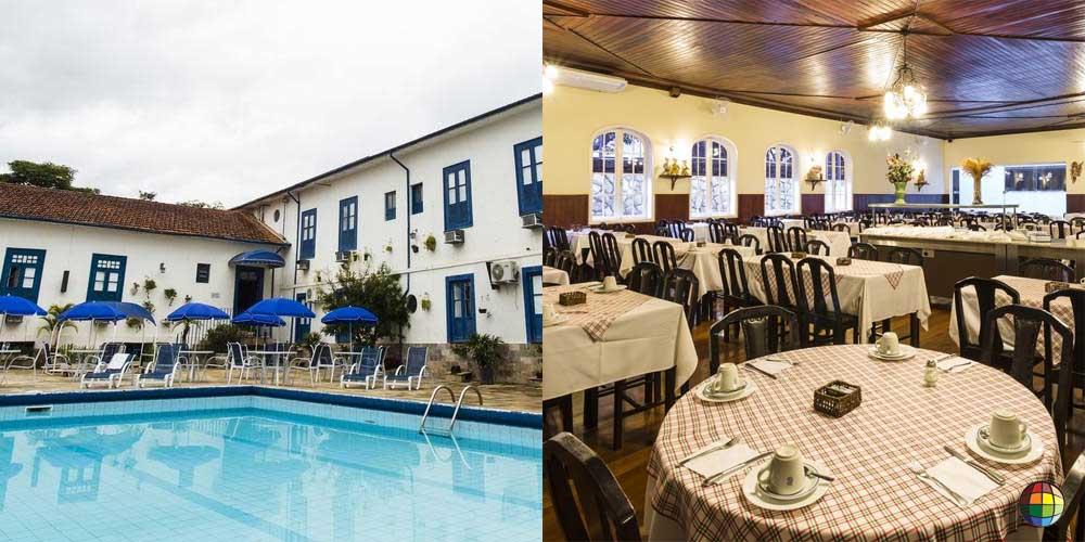 hotel barato com piscina caxambu