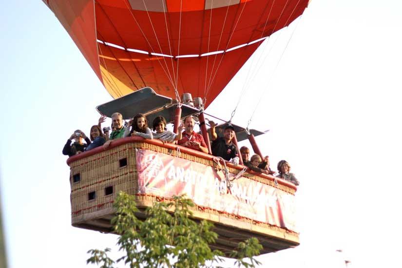 quanto custa voo de balão na capadocia