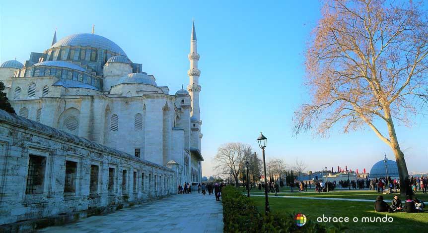 mesquita azul de istambul