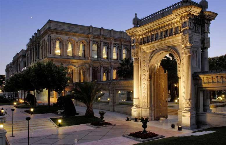hoteis de luxo em istambul