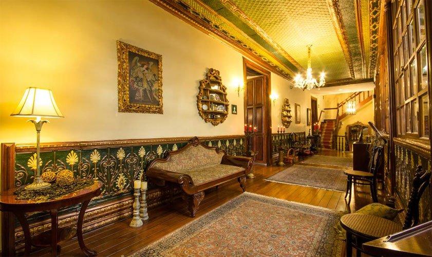 hotel historico cuenca equador