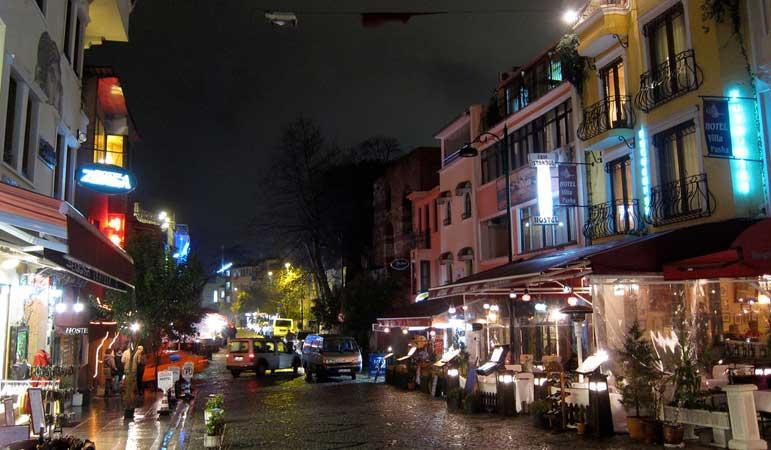 custo beneficio hoteis istambul