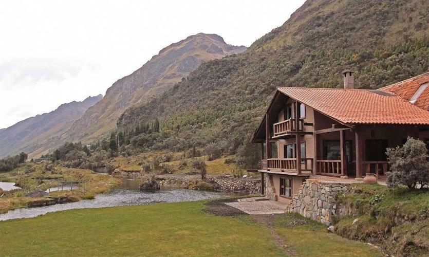 hotel no parque cajas cuenca equador