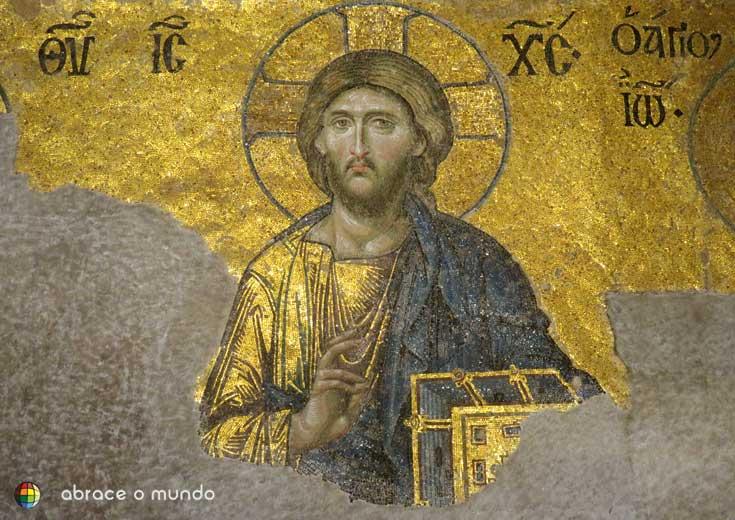 mosaico basilica