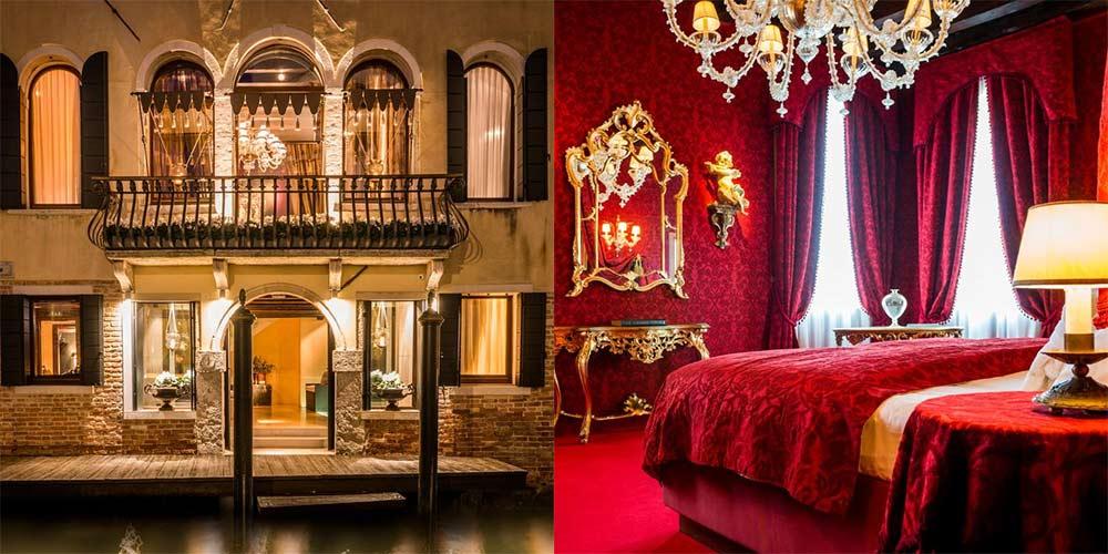 bom hotel em veneza para casais