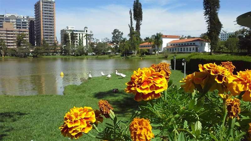 hoteis próximo parque das águas sao lourenço