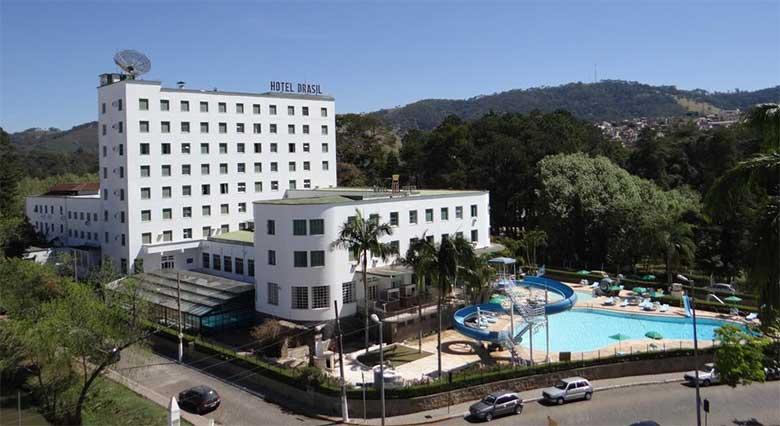 hotel com piscina lazer são lourenço
