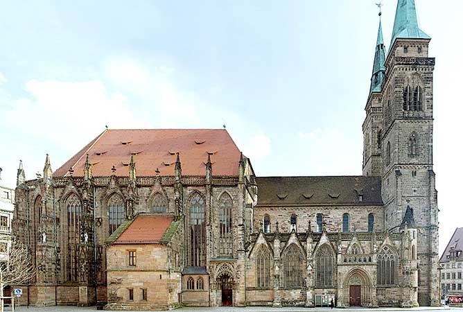 igrejas de nuremberg