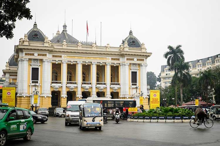 hanoi vietna onde ficar