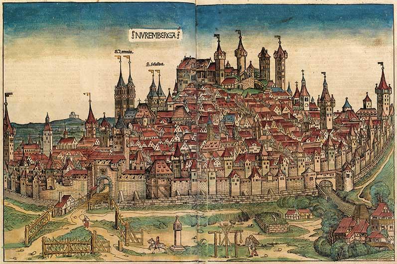 historia de nuremberg