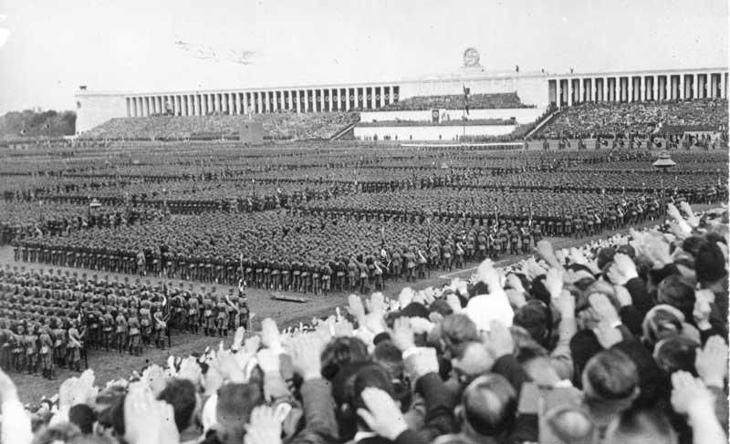 nazismo nuremberg