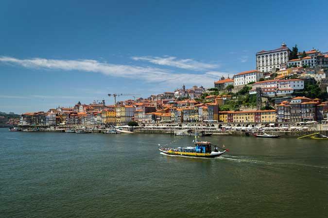Dicas de hotéis na região da Ribeira no Porto