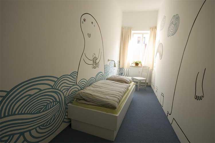 hoteis baratos hostel weimar