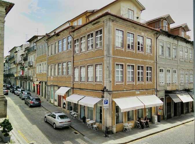 hotel em braga portugal
