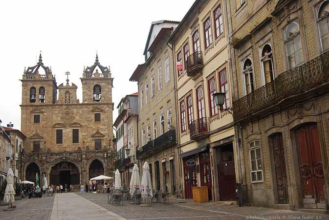 igrejas em Braga roma portuguesas