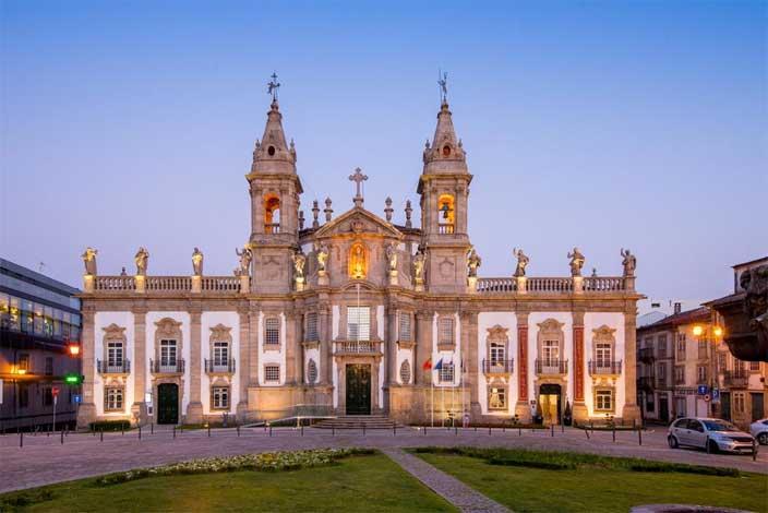 melhor hotel em braga portugal