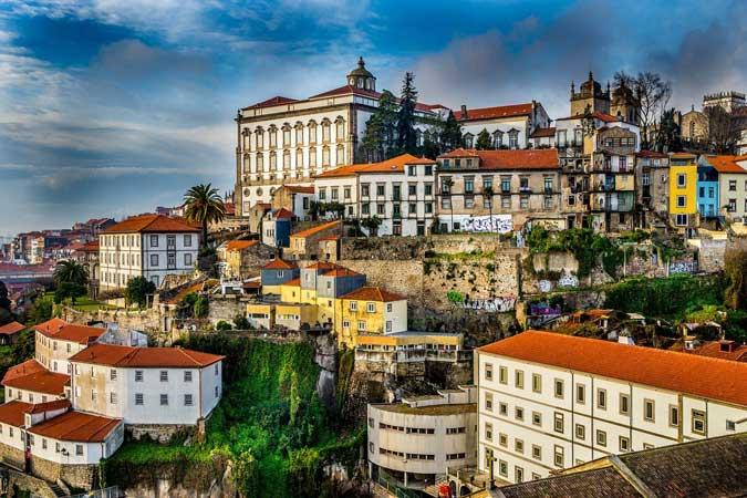 Melhores hotéis de Porto na região Baixa