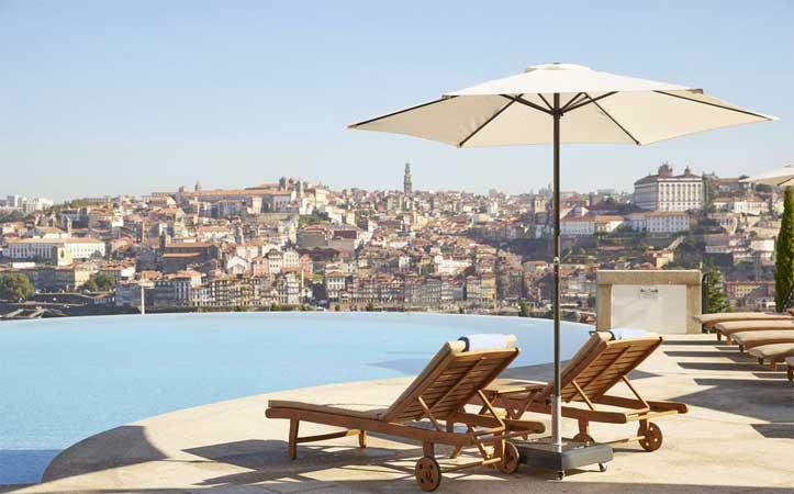 resort 5 estrelas porto portugal gaia