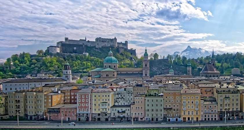 Munique Salzburgo