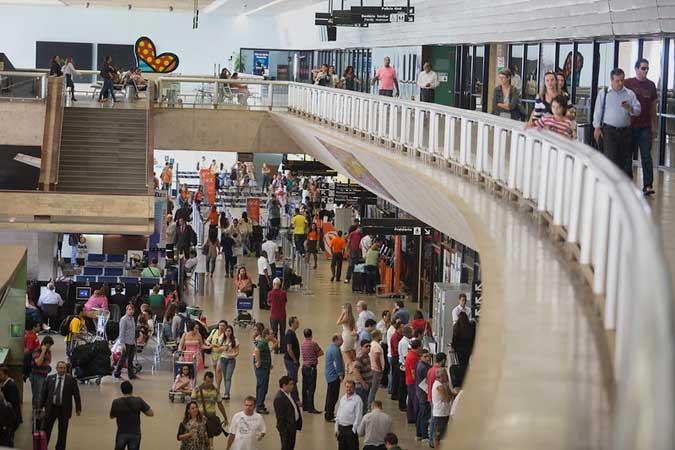 Aeroporto Internacional de BH - Confins