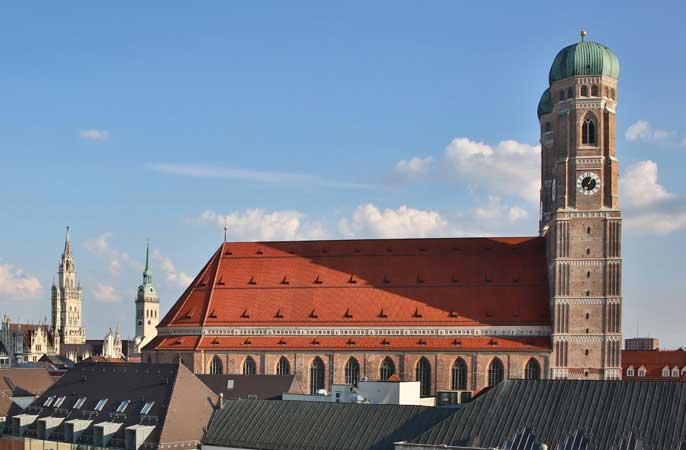 catedral igreja munique