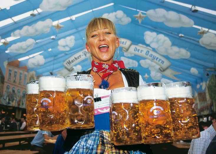 cervejarias alemanha munique