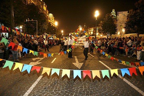 festa sao joao porto portugal