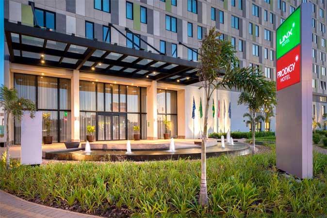 Hotel Linx Confins