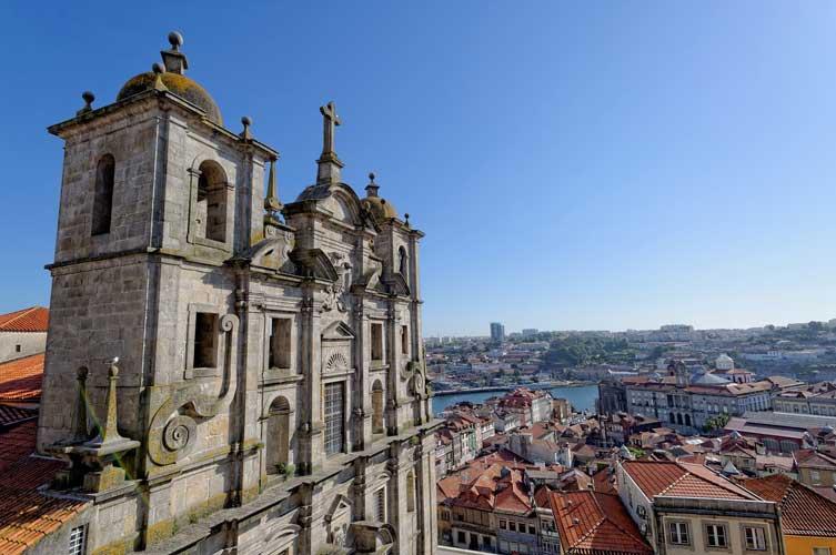 bairro baixa centro historico porto portugal