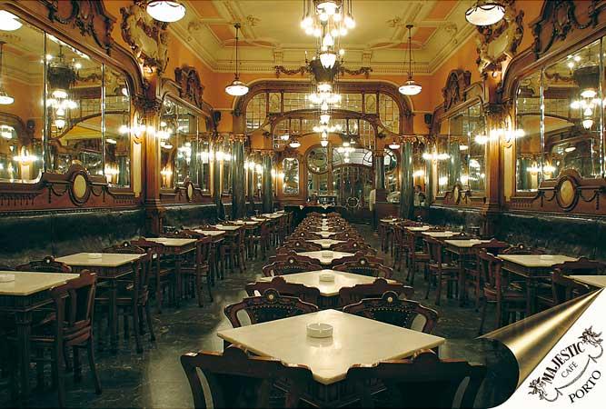 cafes de porto portugal