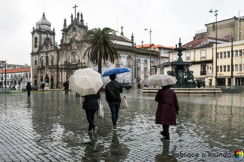 melhores meses para viajar a porto portugal