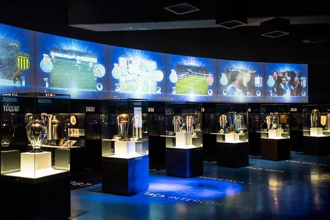 museu fc porto futebol