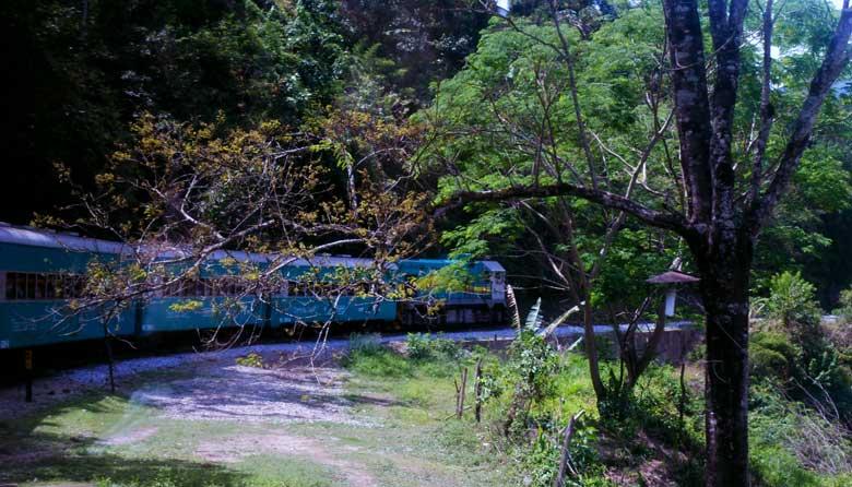 trem locomotiva ouro preto mariana