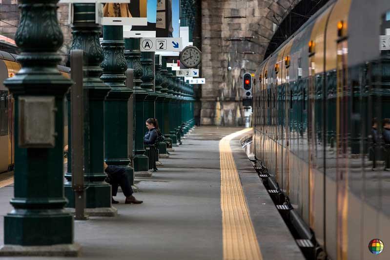 viajar de trem por portugal