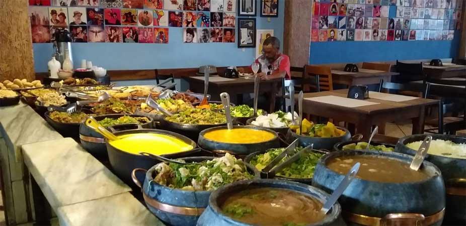 restaurantes em ouro preto comida mineira