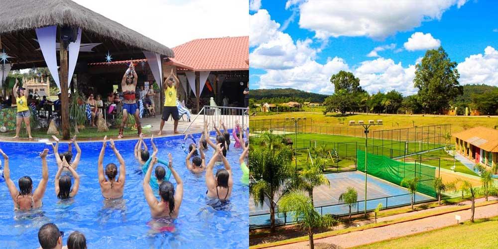 Hotel Fazenda Parque do Avestruz