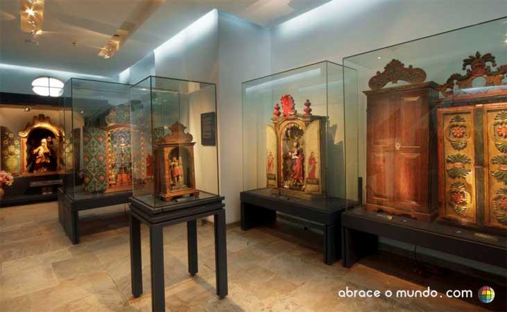 museu do oratório ouro preto