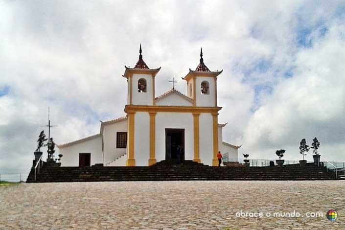 igreja maravilhas estrada real