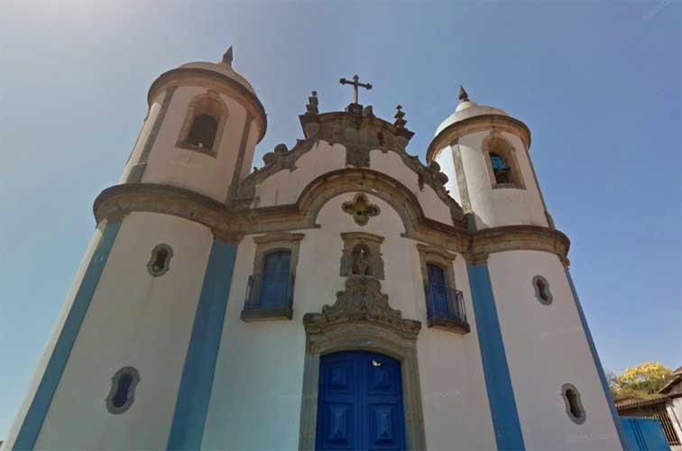 igrejas congonhas mg