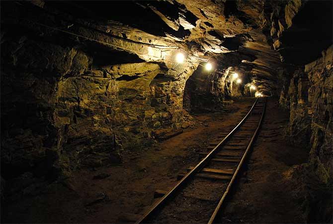 mina de ouro de passagem