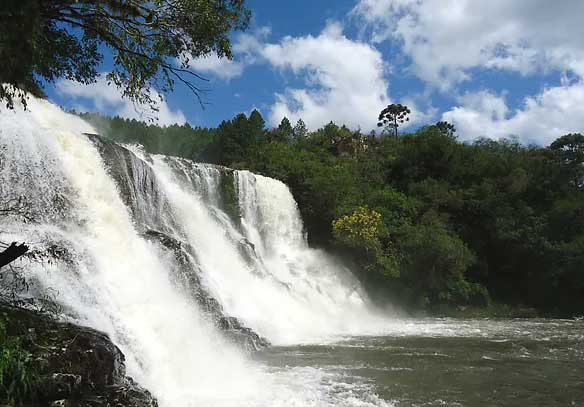parque ecologico da cachoeira congonhas