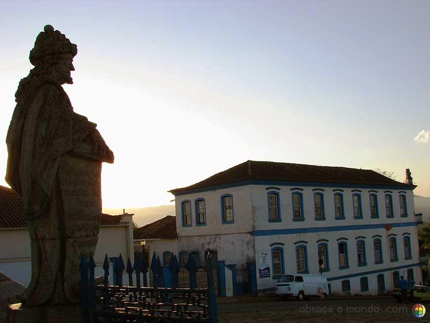 Profetas em Congonhas Estrada Real