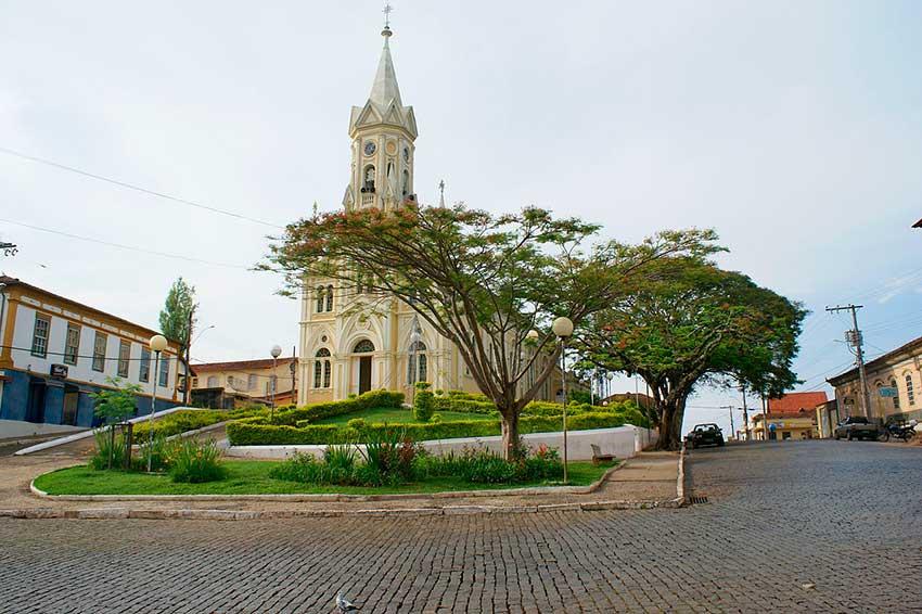 Entre Rios de Minas Estrada Real