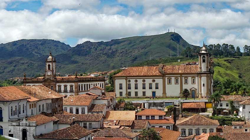 Ouro Preto Estrada Real