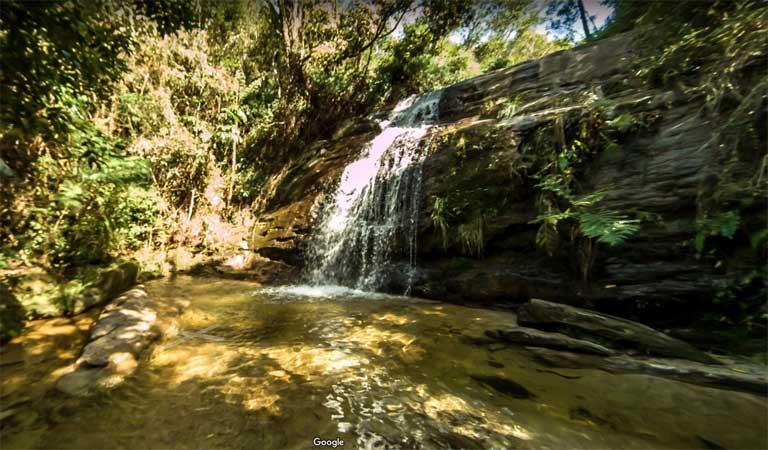 cachoeiras lavras novas